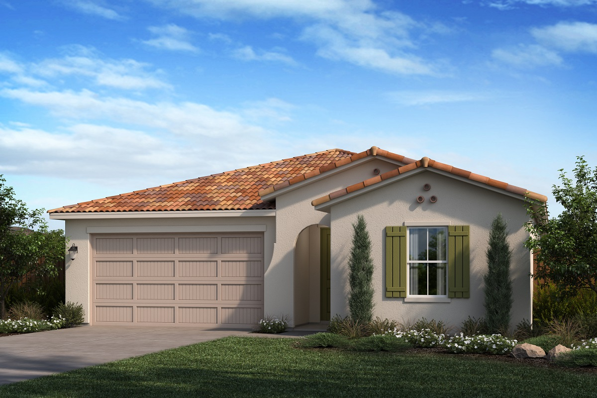 New Homes in Ontario Ranch, CA - Elevation A