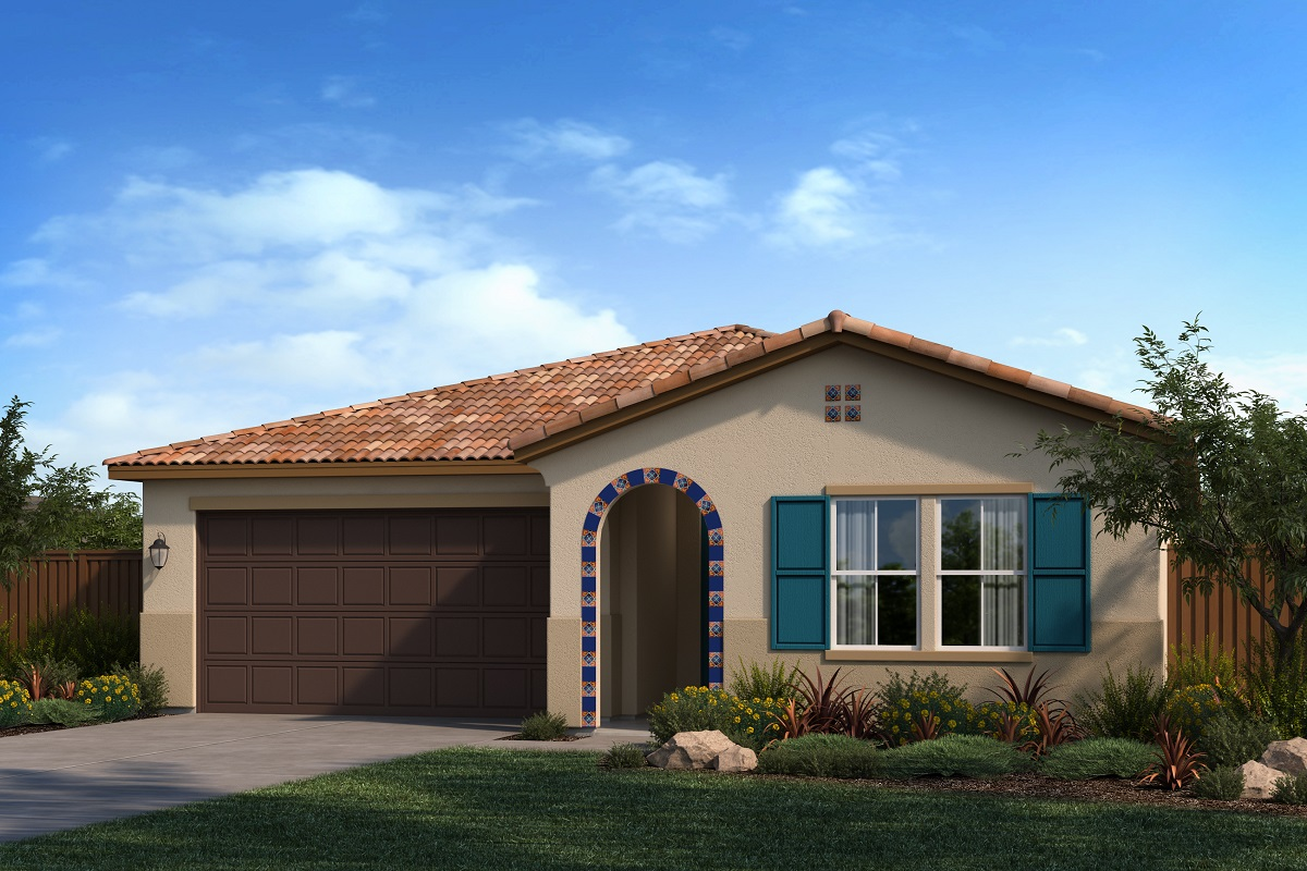 New Homes in Ontario Ranch, CA - Elevation B