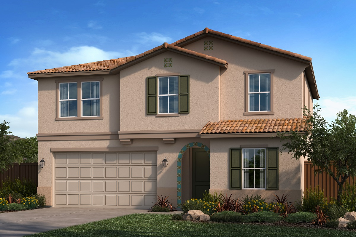New Homes in Ontario Ranch, CA - Plan 2227