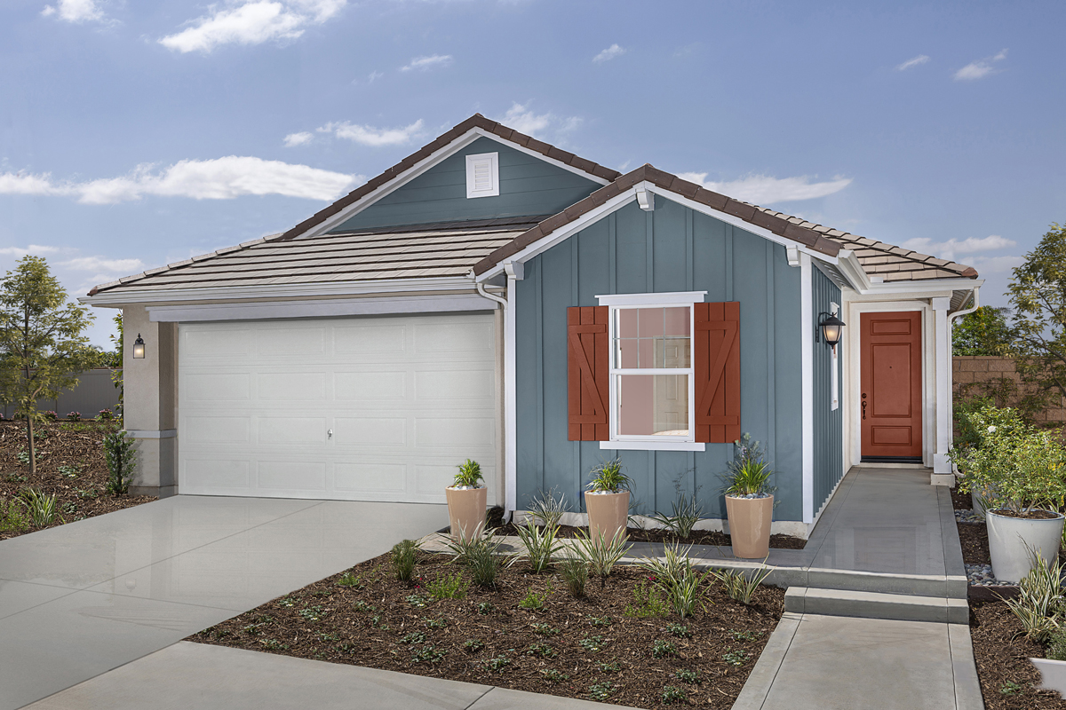 New Homes in Ontario Ranch, CA - Countryside Residence One