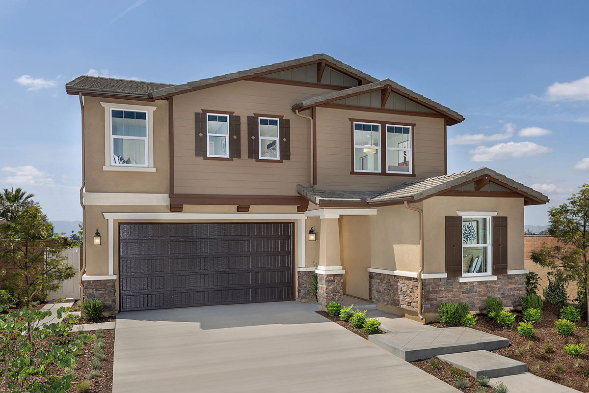 New Homes in Ontario Ranch, CA - Countryside Residence Two