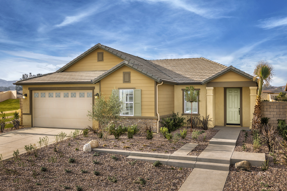 New Homes in Menifee, CA - Residence 1575 Modeled