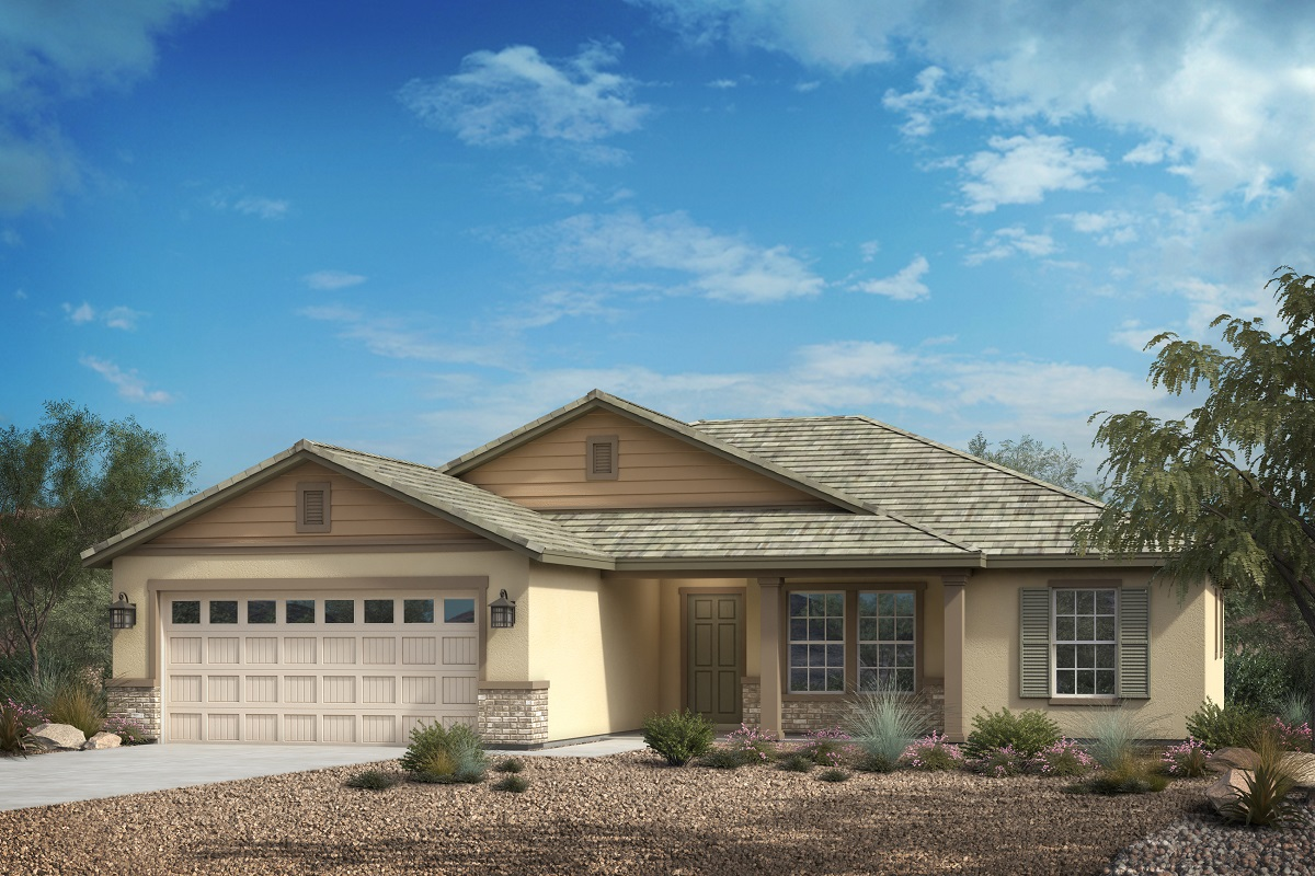 New Homes in Menifee, CA - Residence 1698