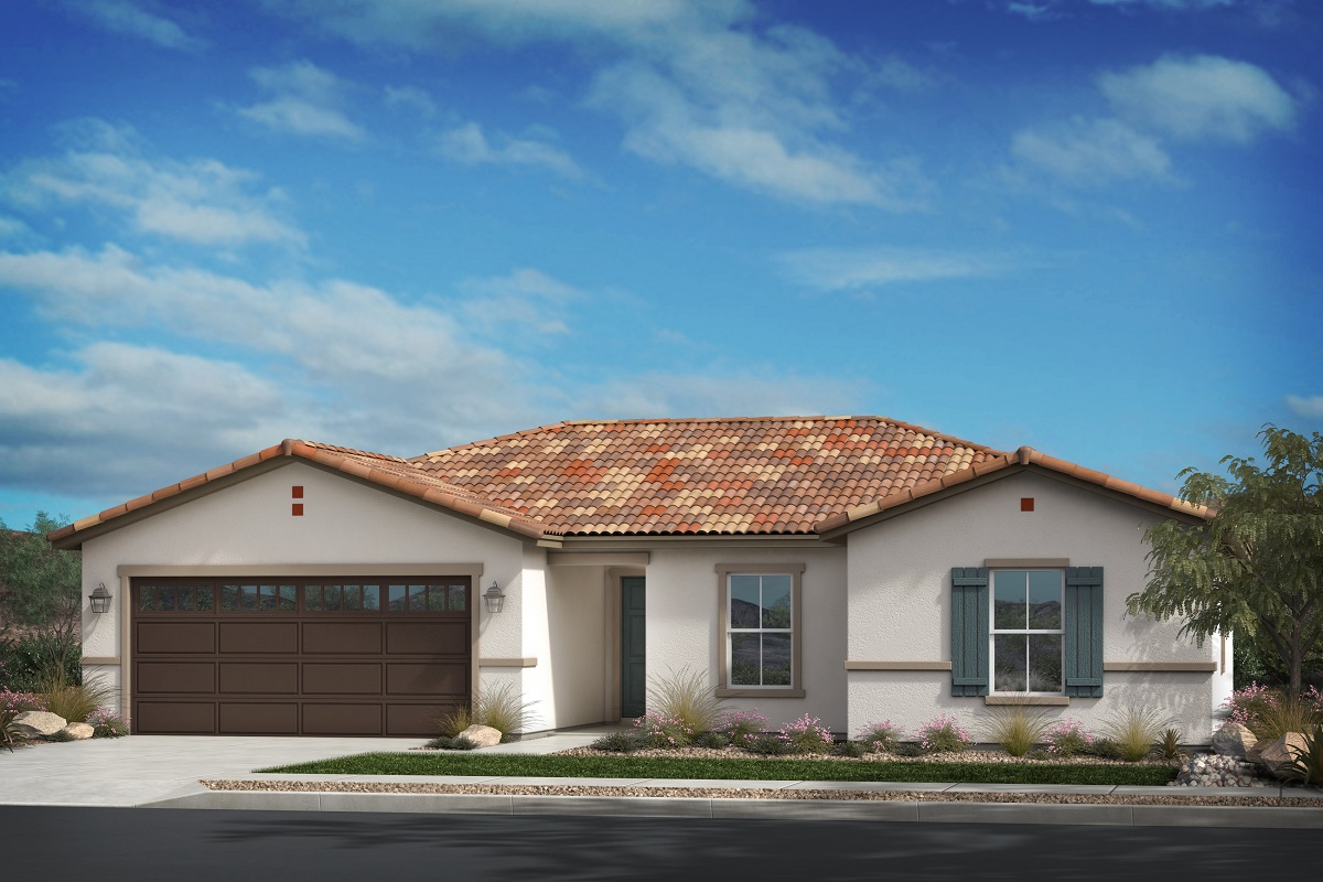 New Homes in Menifee, CA - Spanish Colonial 'A'