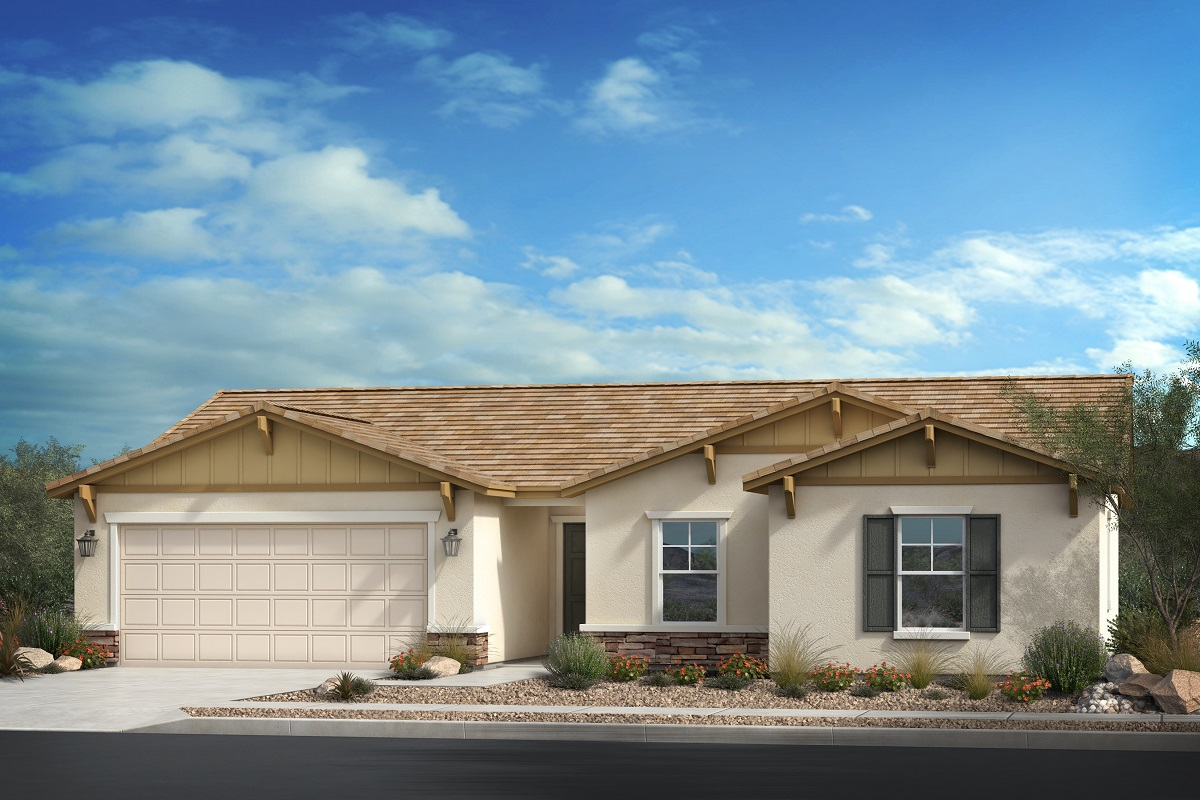 New Homes in Menifee, CA - Cypress at Hidden Hills Residence 1430