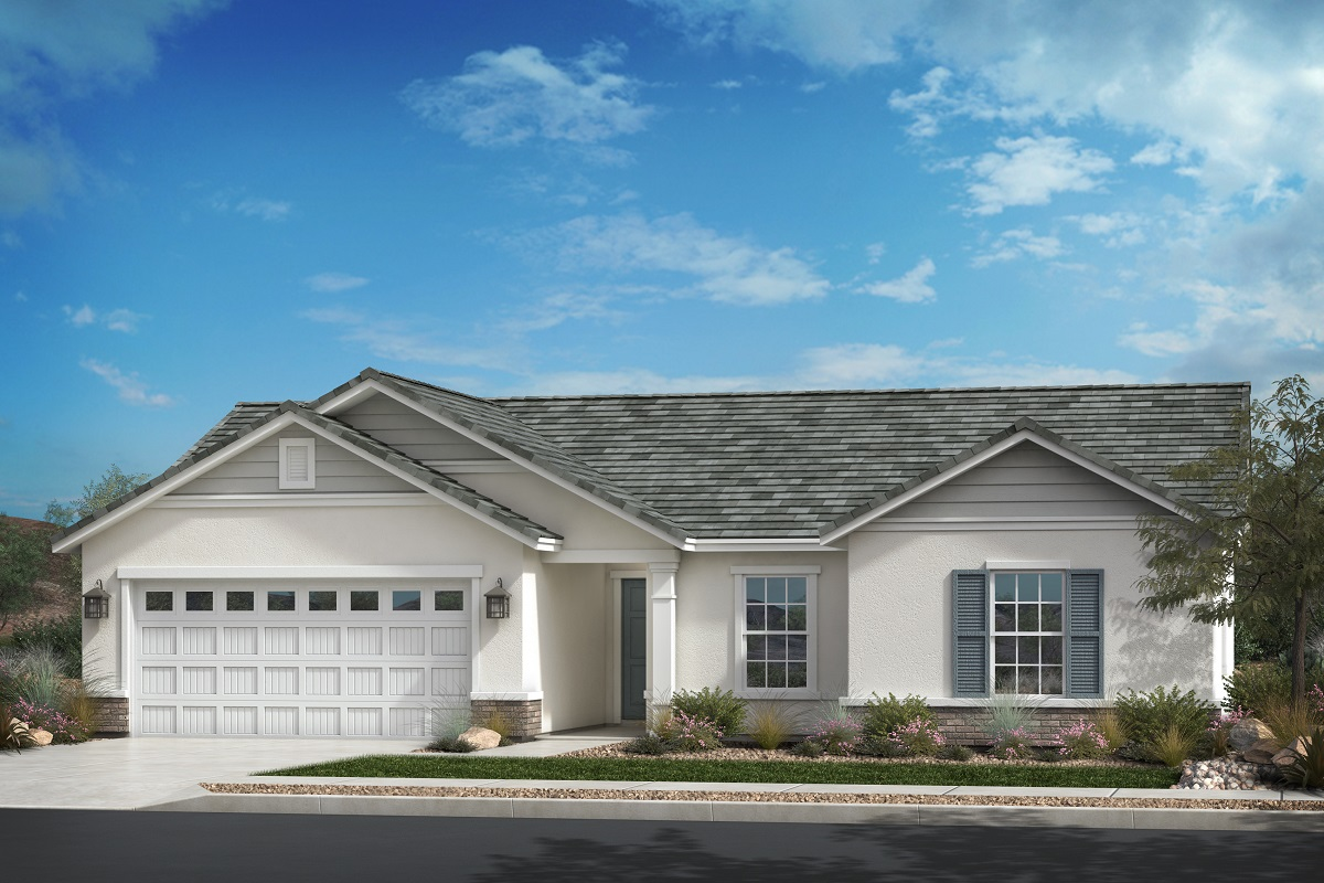 New Homes in Menifee, CA - Traditional 'C'