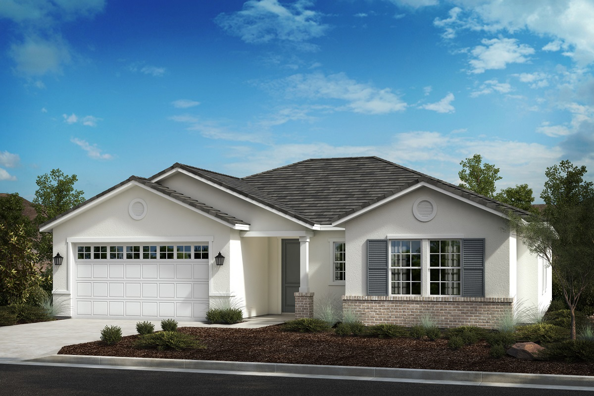 New Homes in Moreno Valley, CA - Traditional 'C'