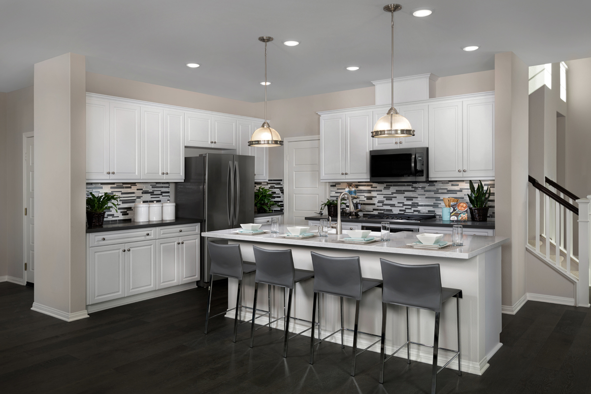 New Homes in Moreno Valley, CA - Daybreak Residence 2854 - Kitchen