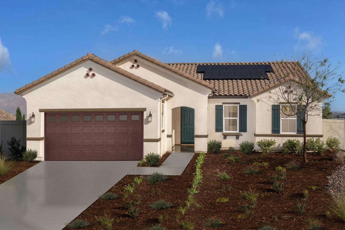 New Homes in San Jacinto, CA - Plan 1698 Modeled