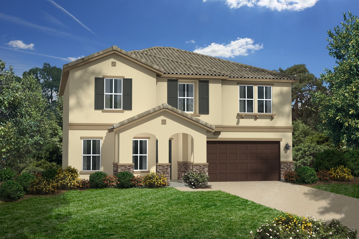 New Homes in San Jacinto, CA - Elevation B