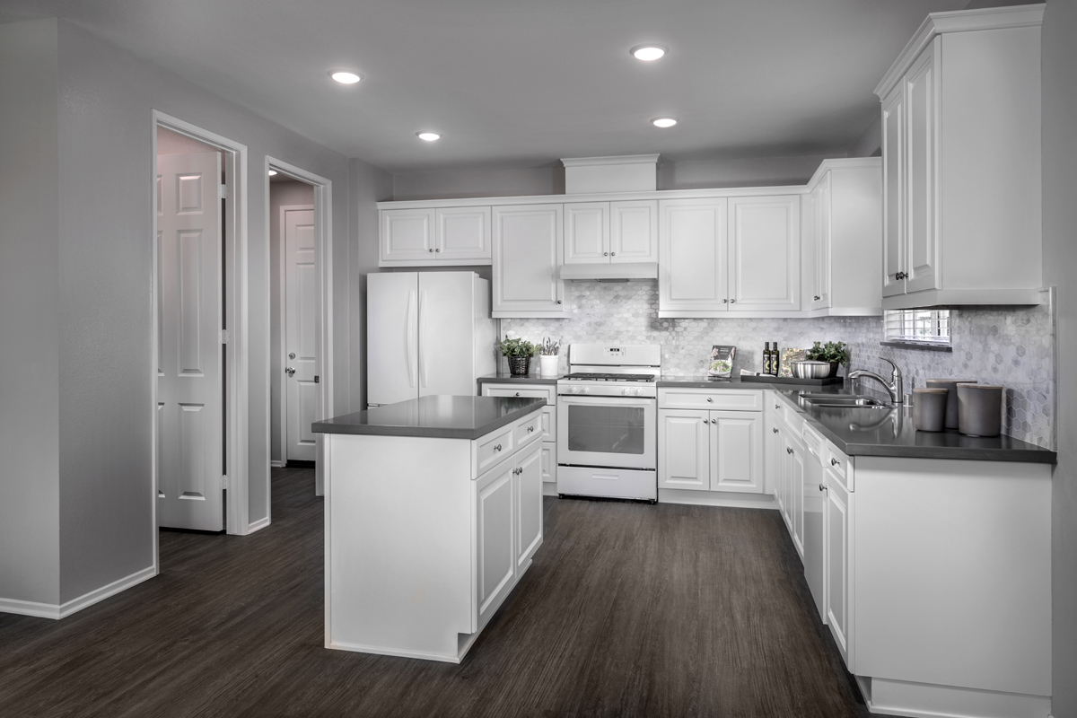 New Homes in Victorville, CA - Falcon Ridge Residence 1779 - Kitchen