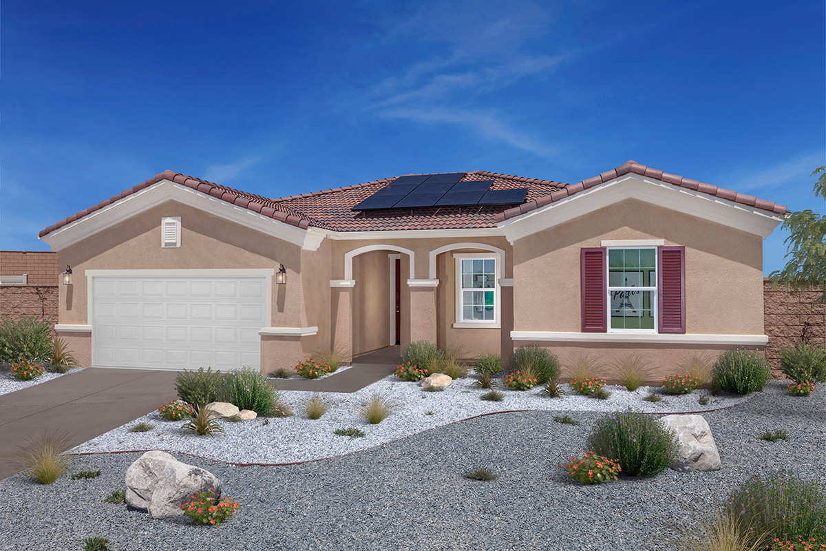 New Homes in Victorville, CA - Falcon Ridge Residence 1779