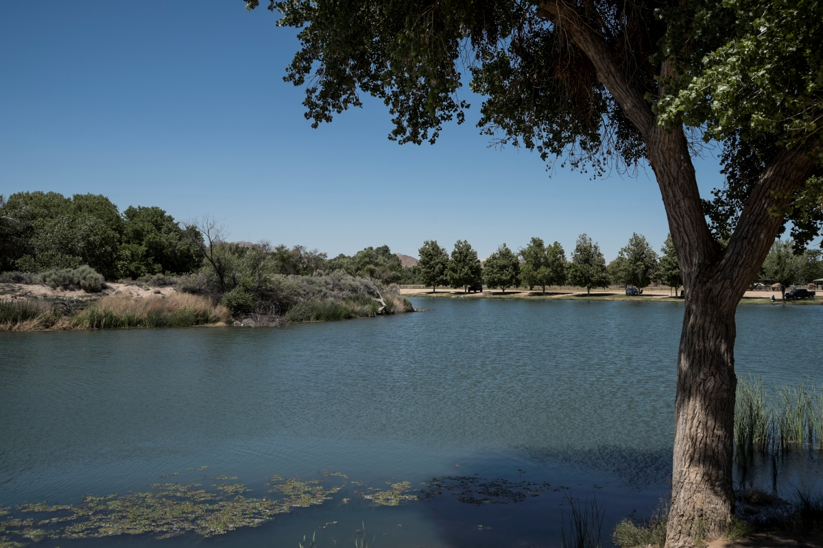 New Homes in Victorville, CA - Falcon Ridge Lake at Mojave Narrows Regional Park