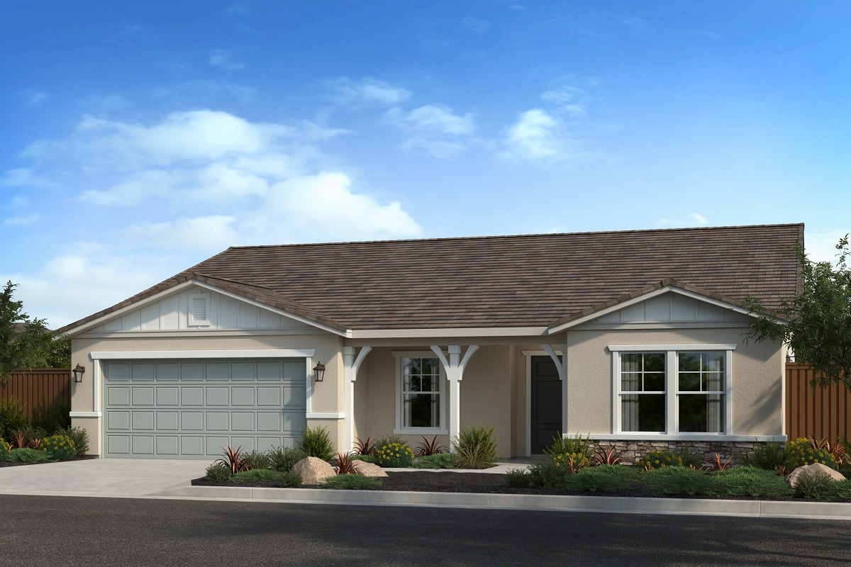 New Homes in Menifee, CA - Indigo at Shadow Mountain Plan 2091