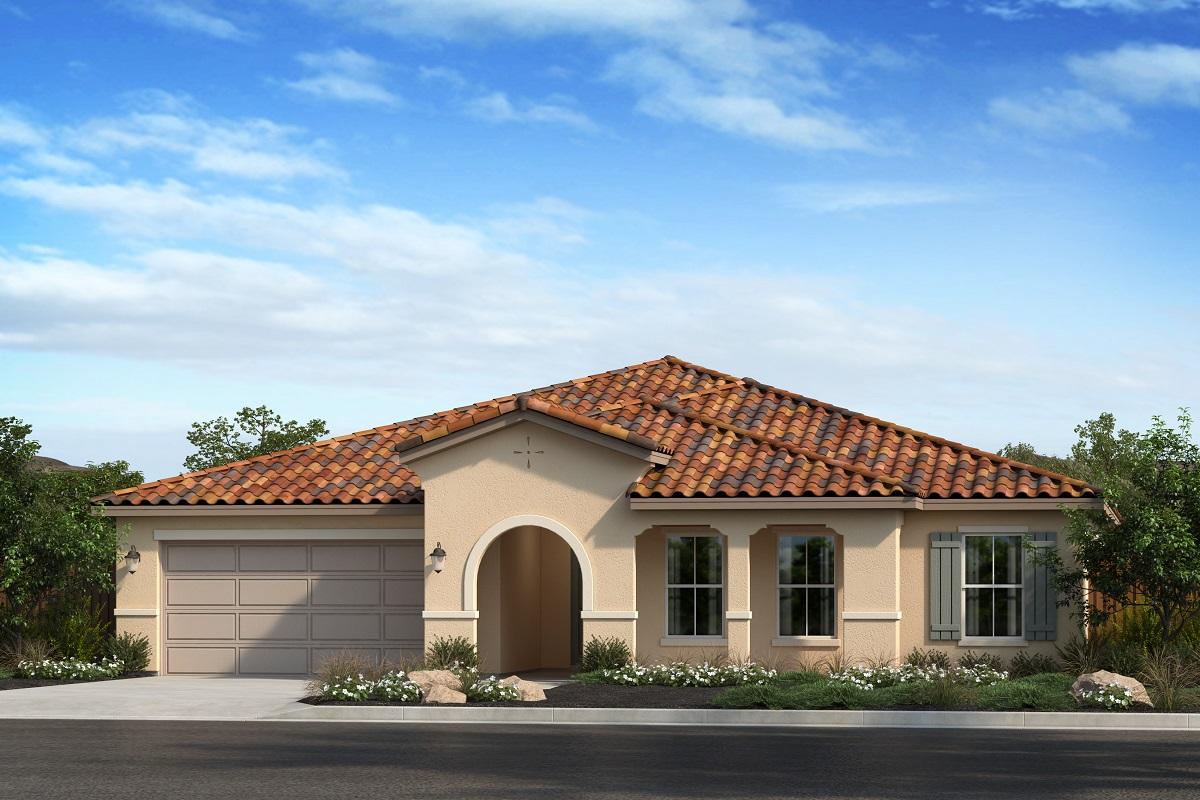 New Homes in Menifee, CA - Indigo at Shadow Mountain Plan 2329