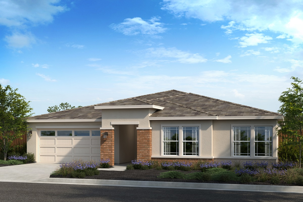 New Homes in Menifee, CA - Elevation C