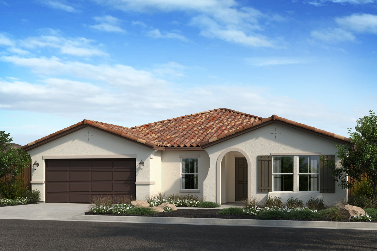New Homes in Menifee, CA - Elevation A