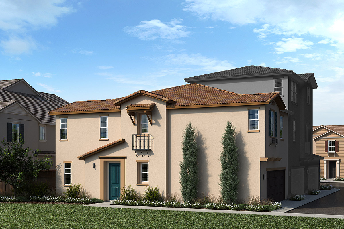 New Homes in Upland, CA - Plan 1666