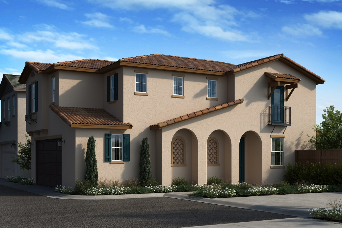 New Homes in Upland, CA - 'A'