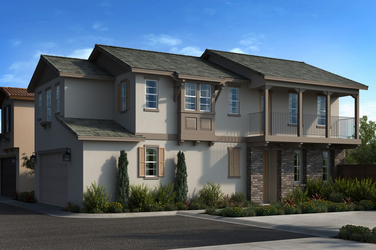 New Homes in Upland, CA - 'B'