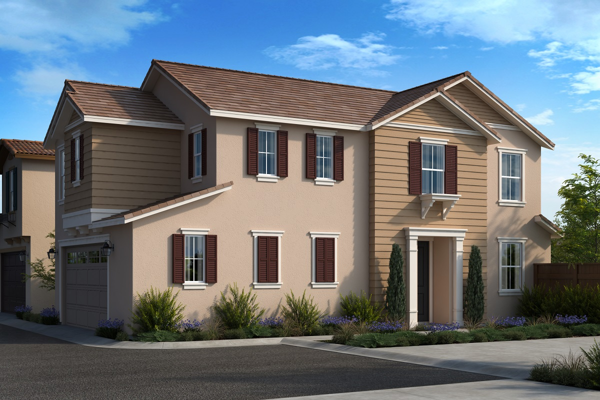 New Homes in Upland, CA - 'C'