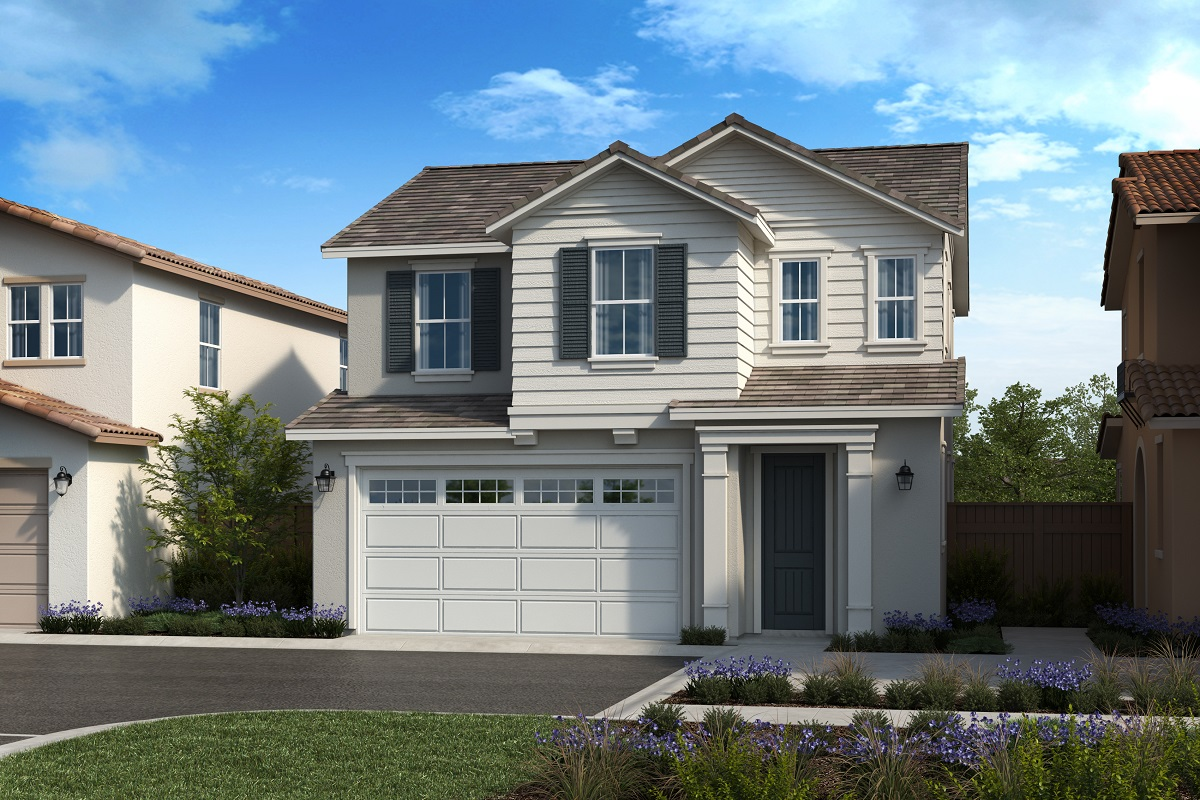 New Homes in Upland, CA - Montara at Sycamore Hills Residence 1741 - 'C'