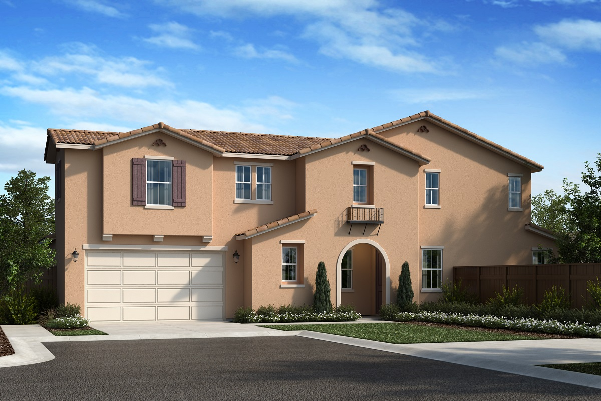 New Homes in Upland, CA - Montara at Sycamore Hills Residence 2283 - 'A'