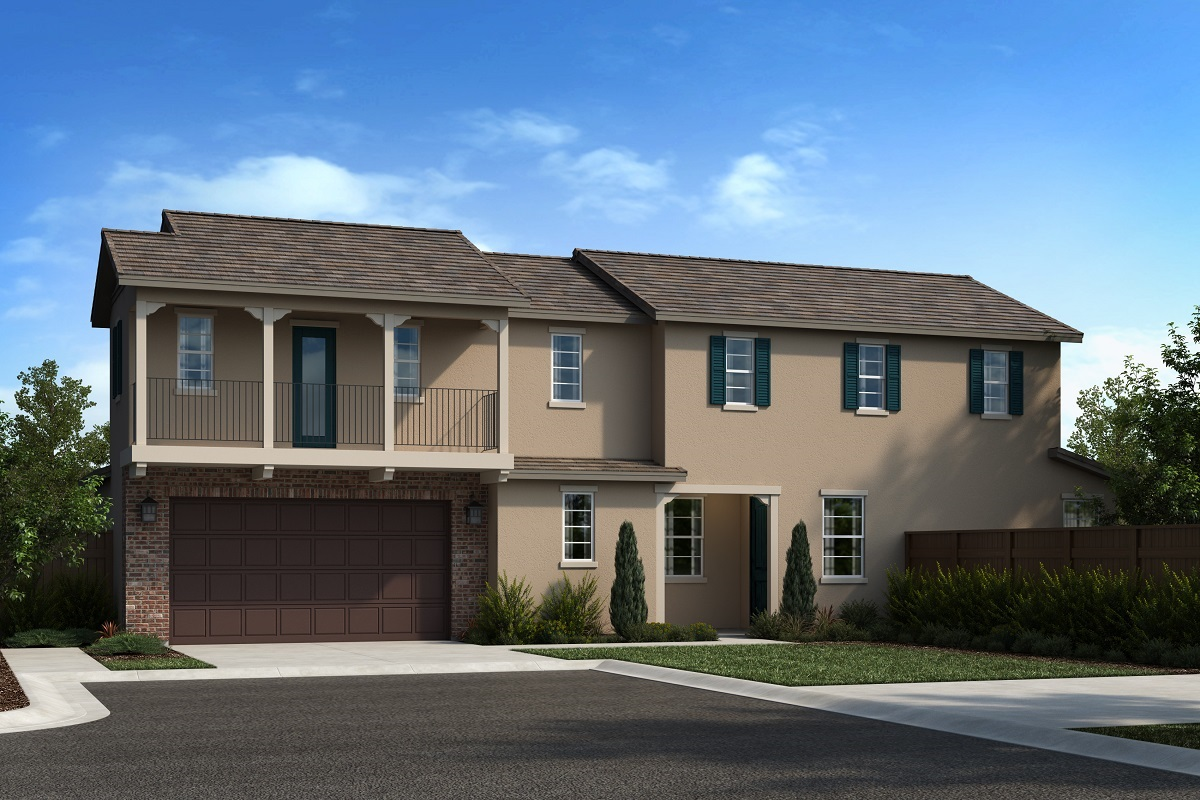 New Homes in Upland, CA - Montara at Sycamore Hills Residence 2283 - 'B'