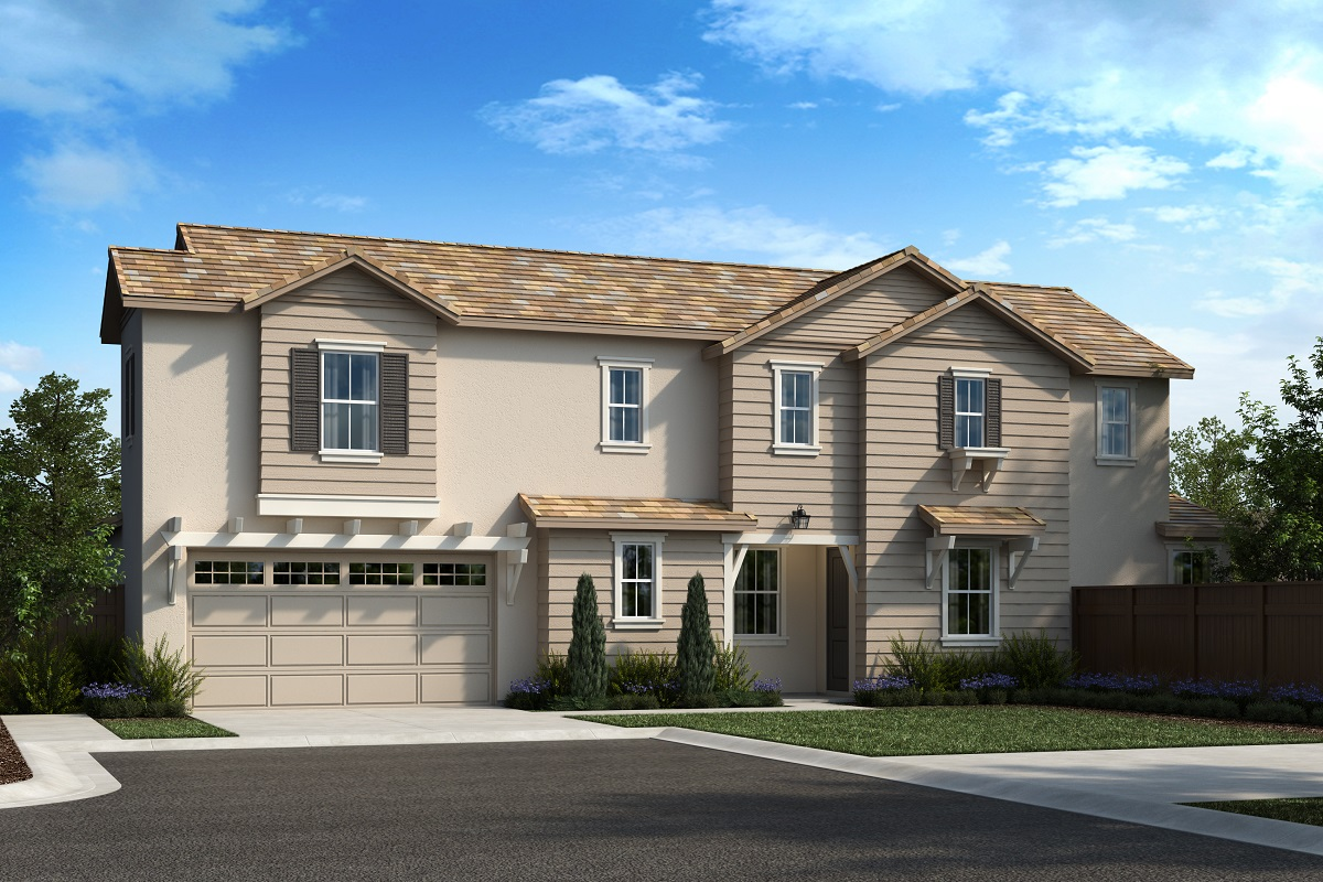 New Homes in Upland, CA - Elevation C