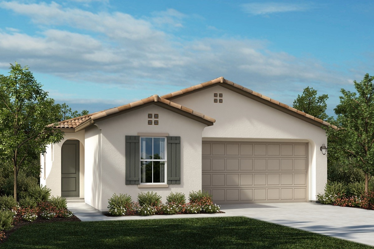 New Homes in Ontario Ranch, CA - Spanish Colonial 'A'