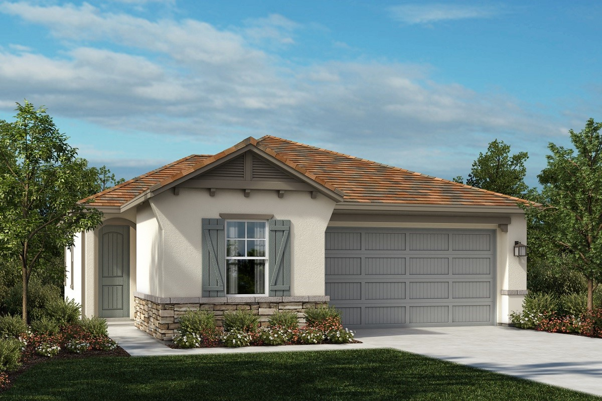 New Homes in Ontario Ranch, CA - Cottage 'D'