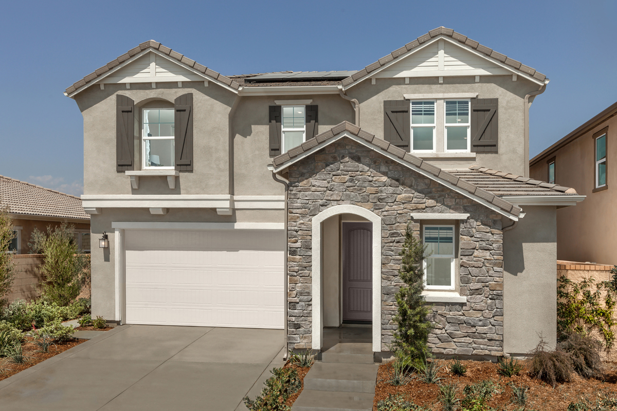 New Homes in Ontario Ranch, CA - Northpark Residence Two