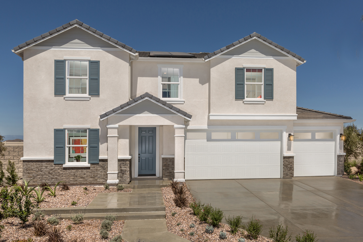New Homes in Menifee, CA - Residence 2544 Modeled