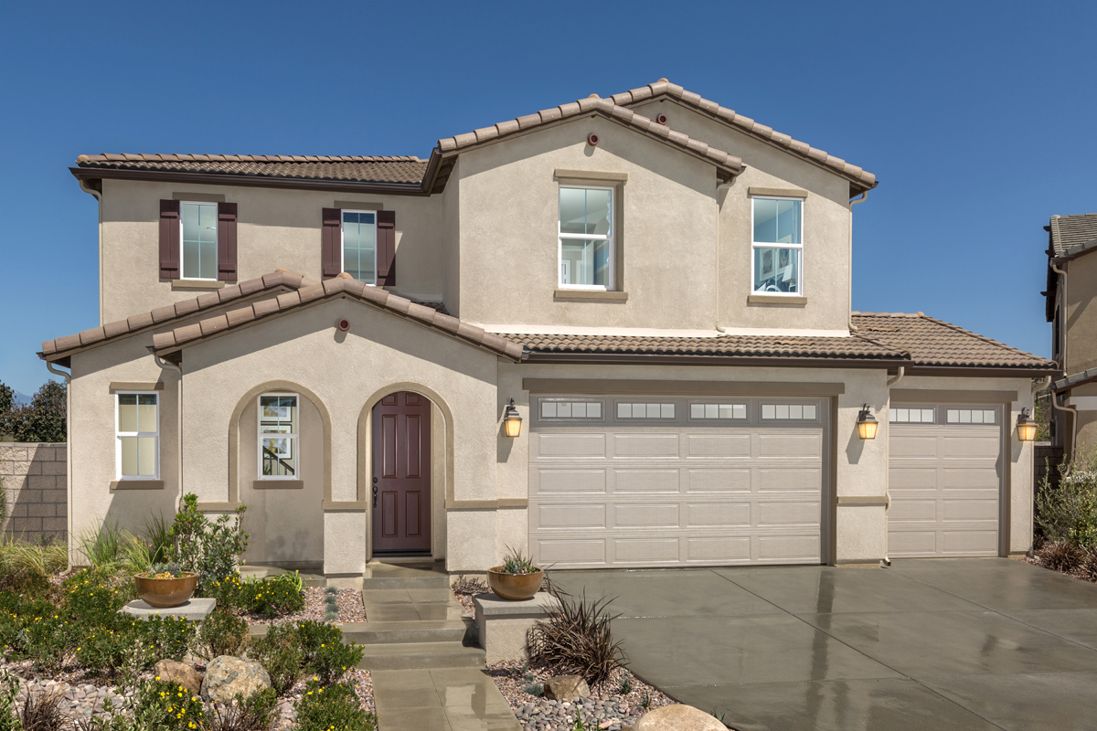 New Homes in Menifee, CA - Residence 2773 Modeled