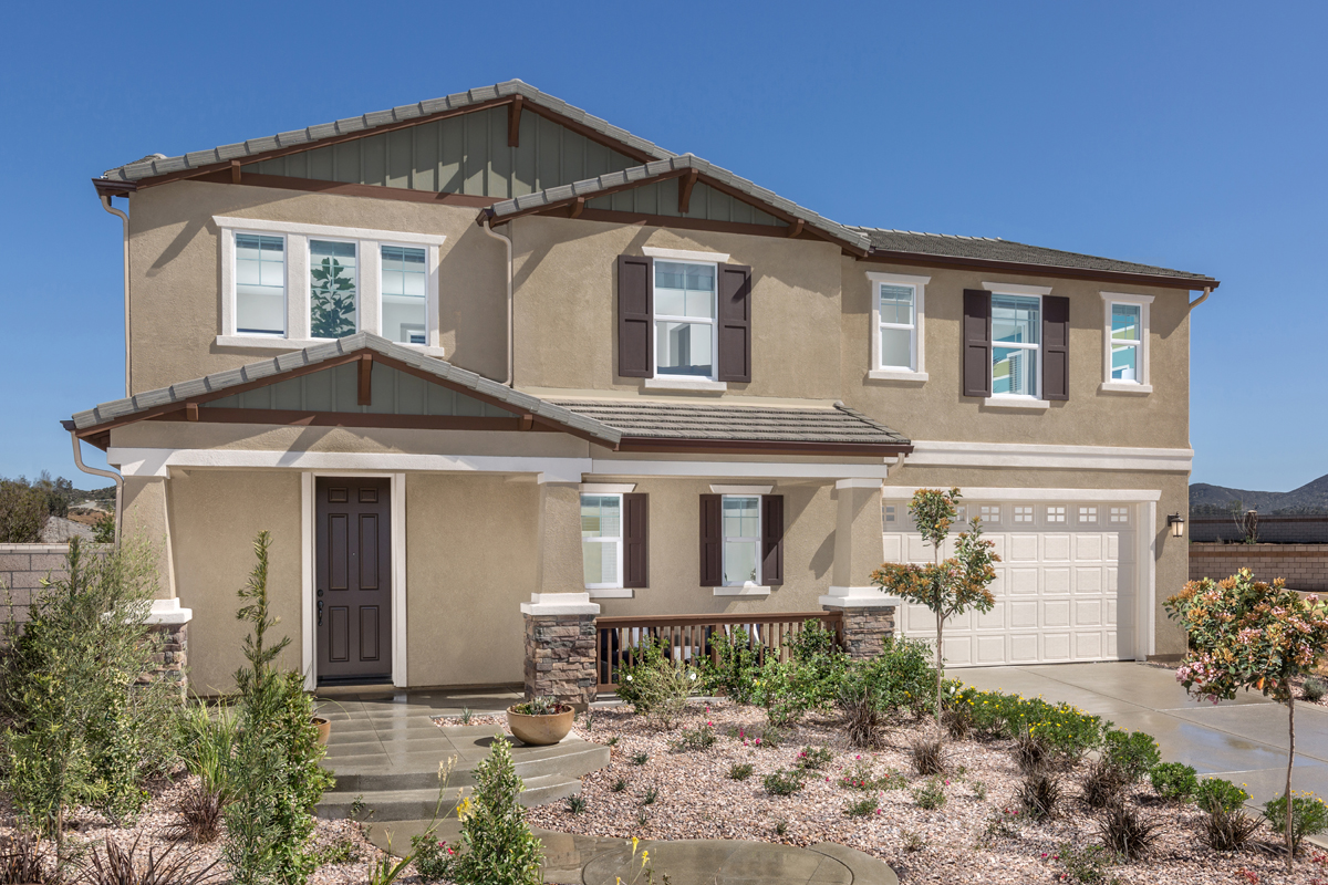 New Homes in Menifee, CA - Residence 2925 Modeled