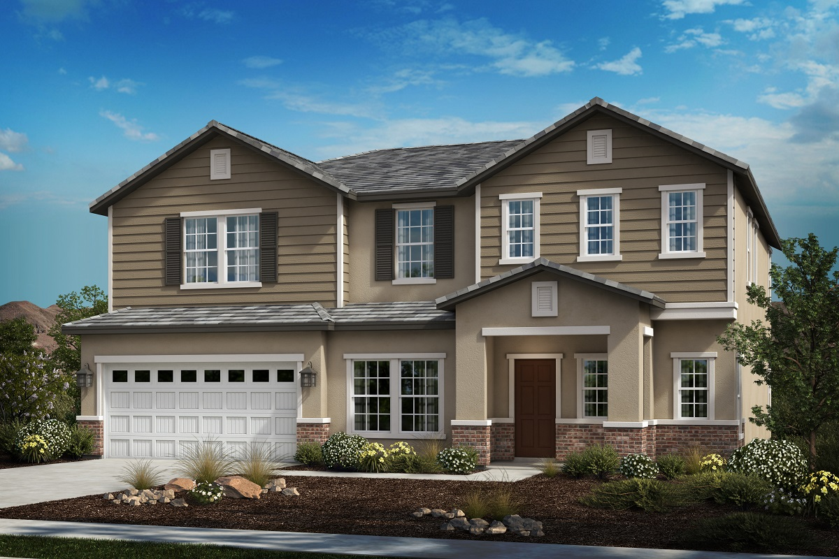 New Homes in Menifee, CA - Residence 3595