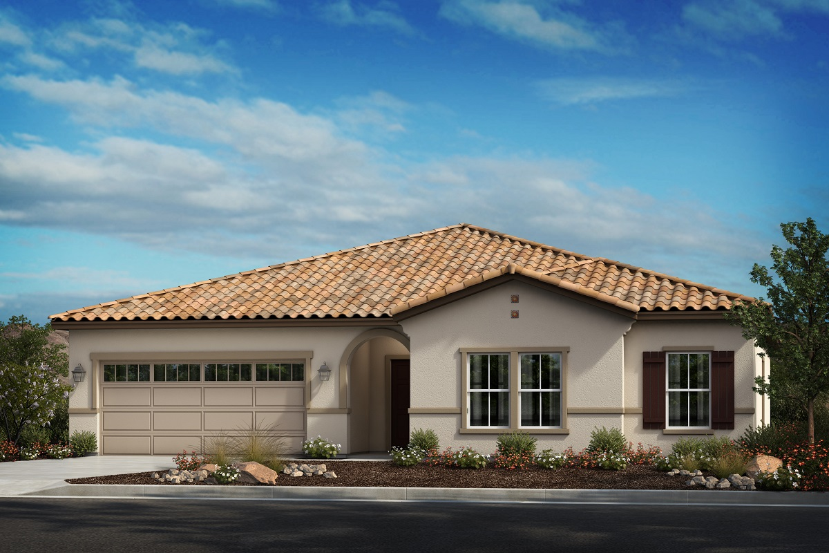 Peppertree At Hidden Hills A New Home Community By Kb Home