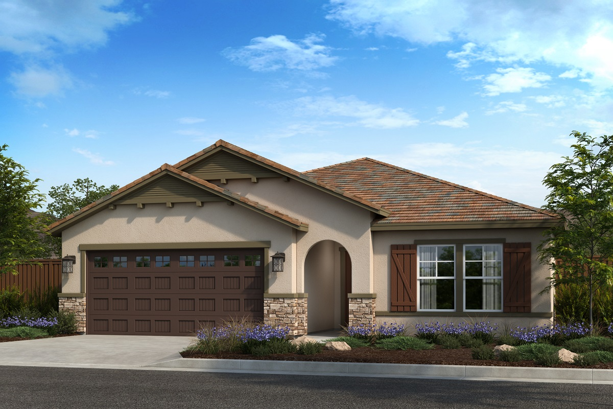 New Homes in Menifee, CA - Persano at Shadow Mountain Plan 1891 Elevation C