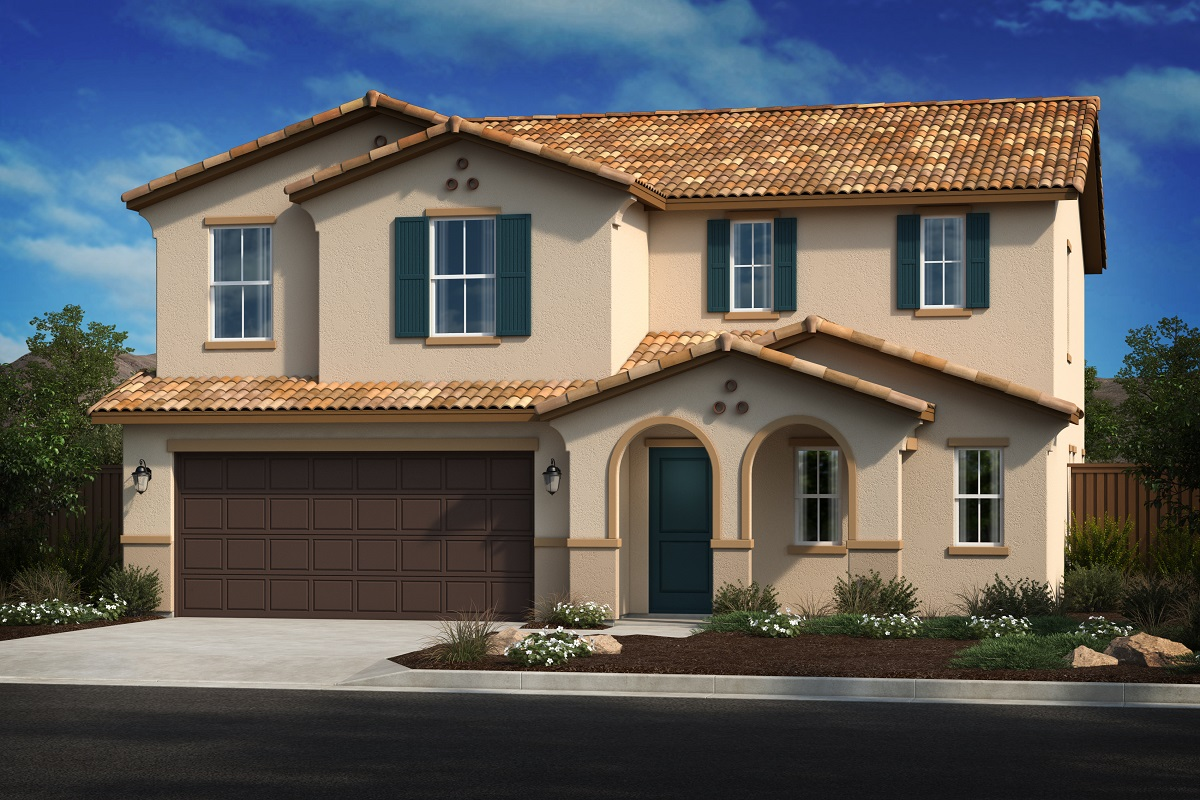 New Homes in Menifee, CA - Persano at Shadow Mountain Plan 2773 Elevation A