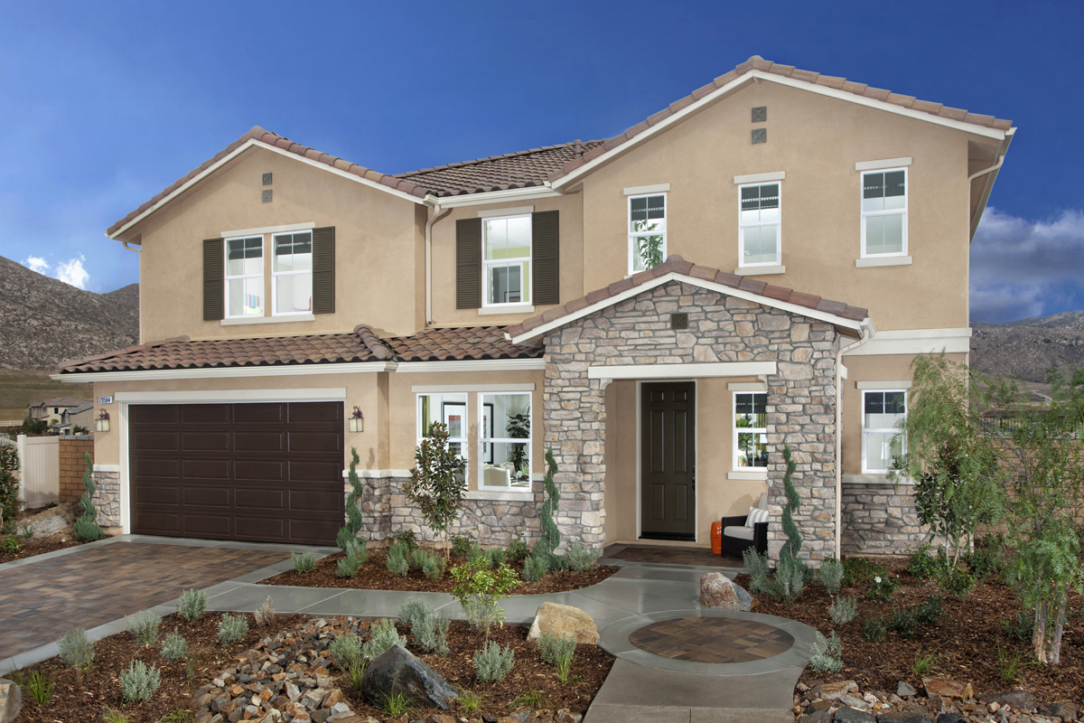 New homes for sale in riverside ca presidio point for Ranch model homes
