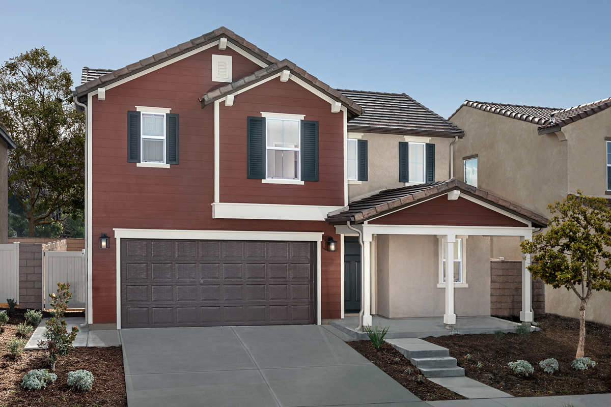New Homes in Riverside, CA - Primrose Residence One