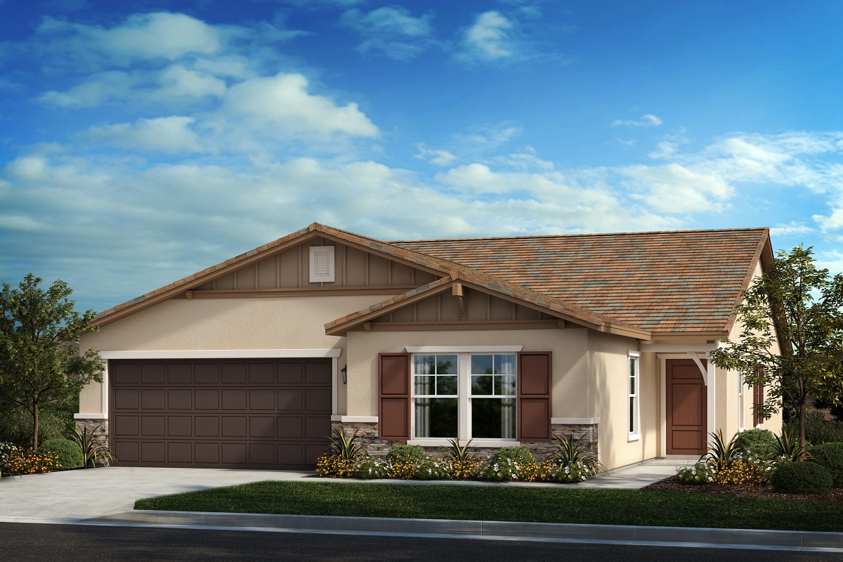 New Homes in Menifee, CA - Salerno at Shadow Mountain Residence Four - Ranch 'B'