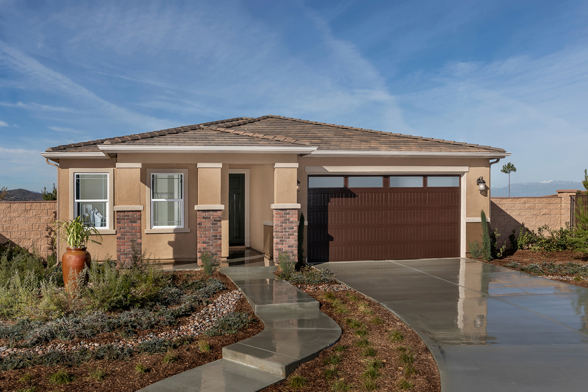 New Homes in Menifee, CA - Residence Three Modeled
