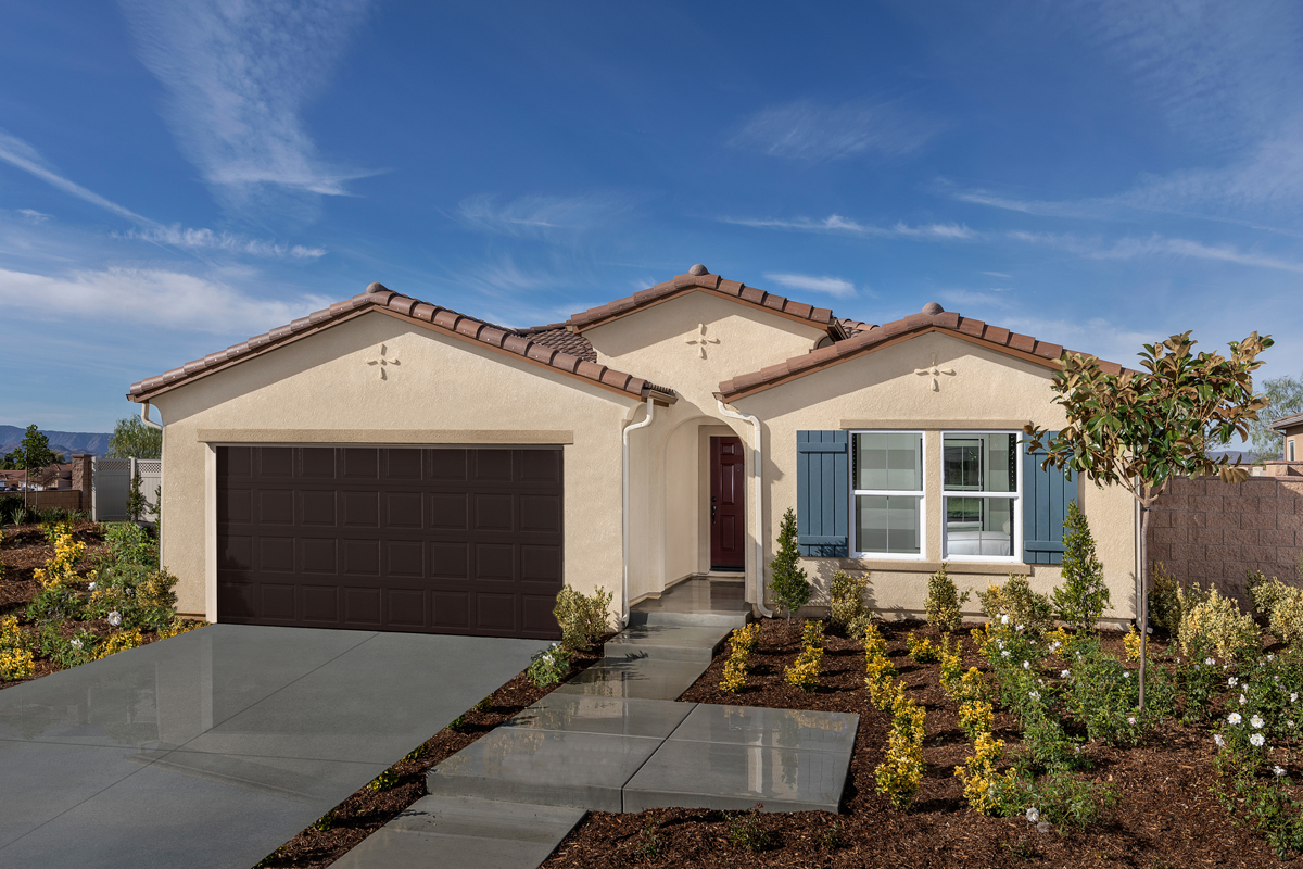 New Homes in Menifee, CA - Salerno at Shadow Mountain Residence Two
