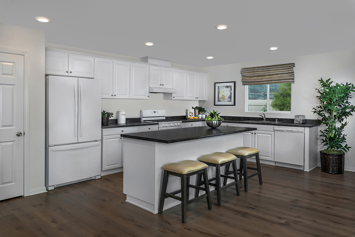 New Homes in Menifee, CA - Salerno at Shadow Mountain Residence Two - Kitchen