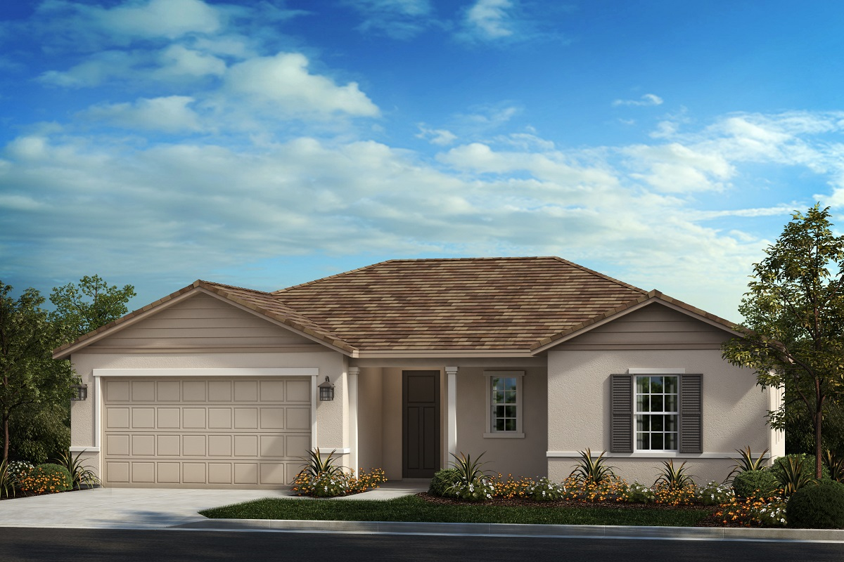 New Homes in Riverside, CA - Santa Barbara at Spring Mountain Ranch Residence Twelve - Traditional 'B'