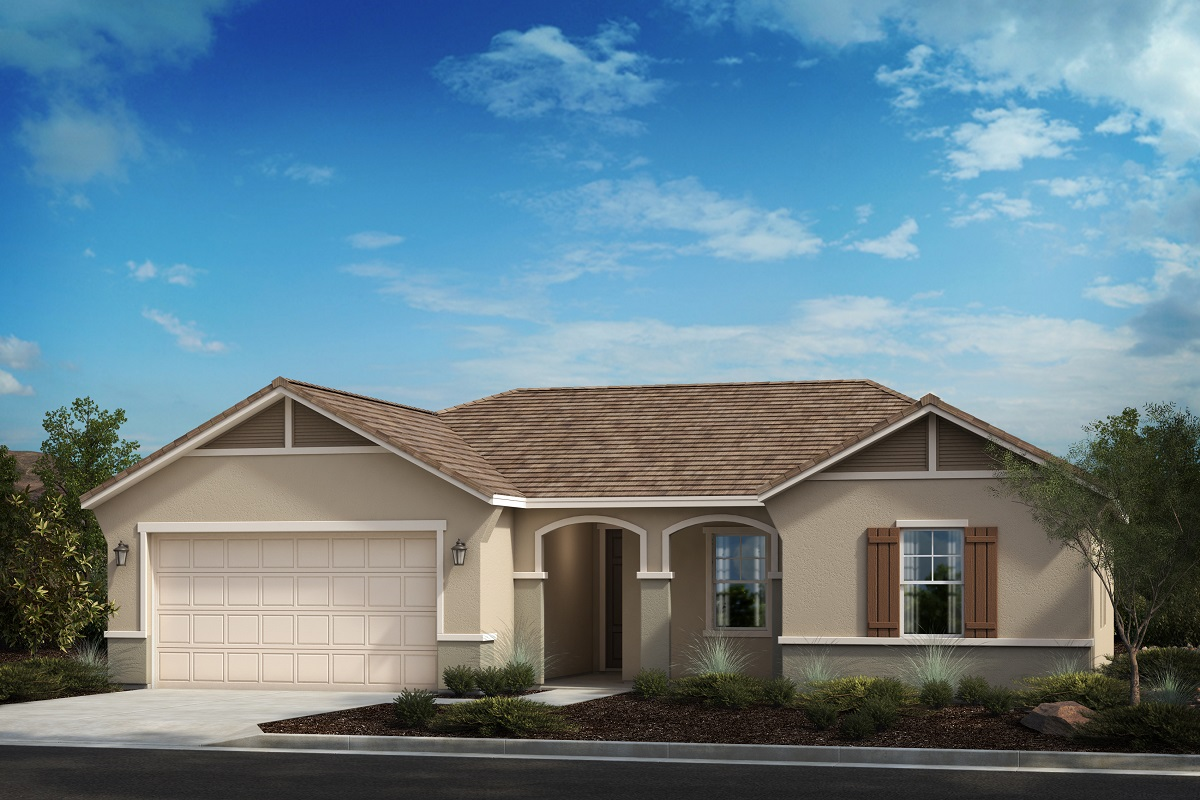 New Homes in Riverside, CA - Cottages 'C'