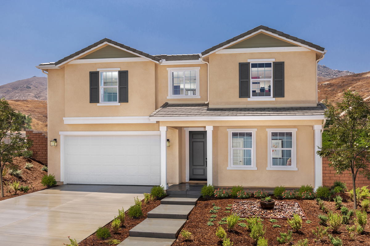 New Homes in Riverside, CA - Santa Barbara at Spring Mountain Ranch Residence Fourteen