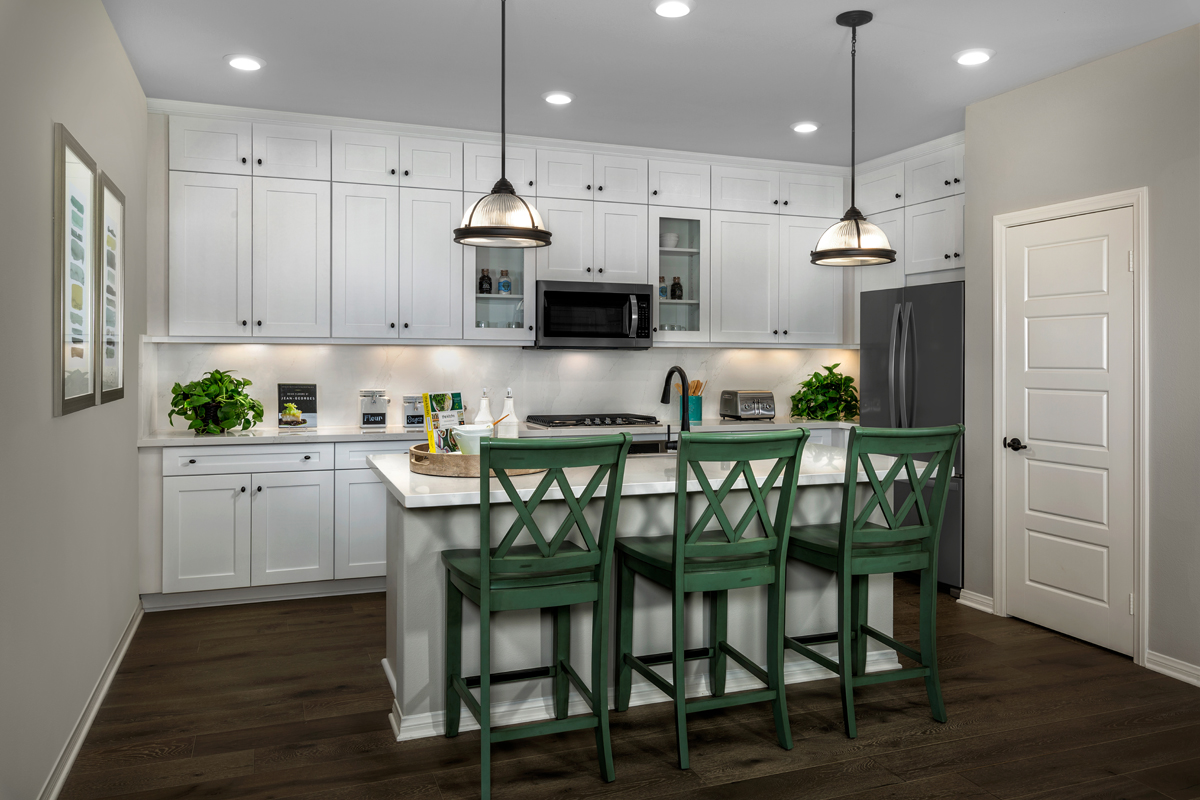 New Homes in Murrieta, CA - Santolina at Spencer's Crossing Residence 2358 Kitchen