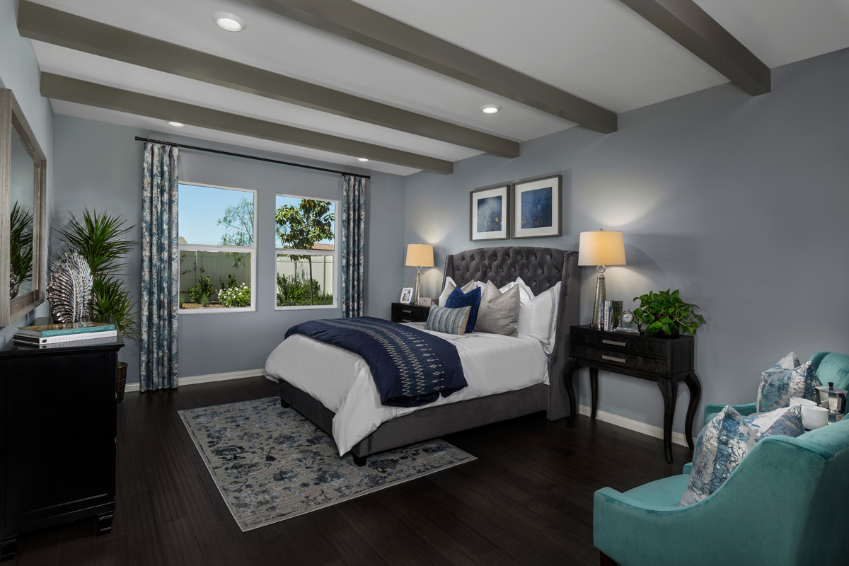 New Homes in Murrieta, CA - Santolina at Spencer's Crossing Residence 3368 Junior Suite